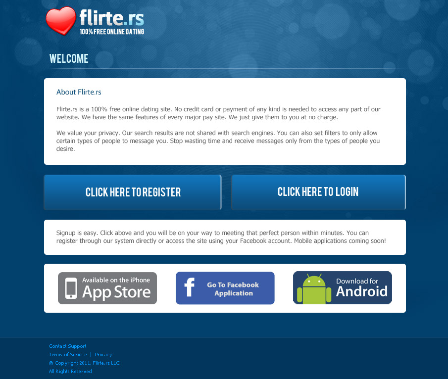 Free Us Dating Site No Credit Card